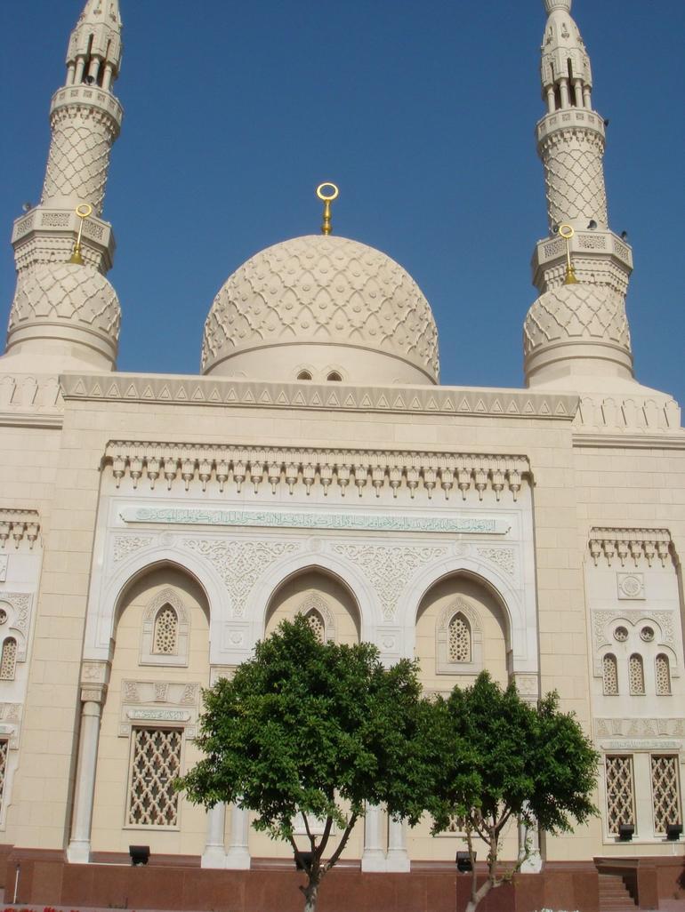Jumeirah Mosque - Dubai