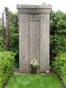 Mahler's Grave , John S - July 2013