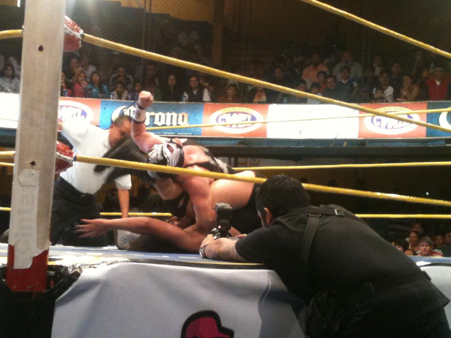 MAIS FOTOS, Mexican Wrestling: Experience Lucha Libre in Mexico City