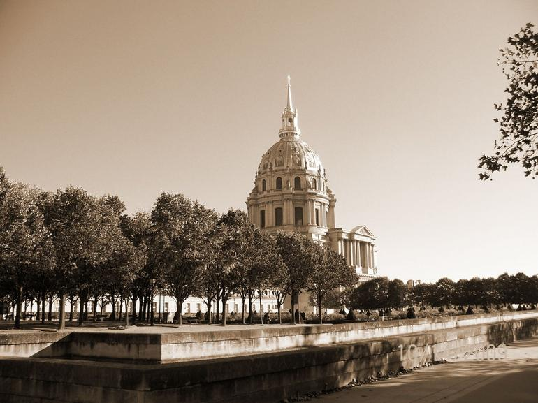 Napolean's Tomb - Paris