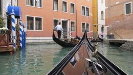 Paseo en Gondola saliendo hasta el Gran Canal , Zappy - May 2015
