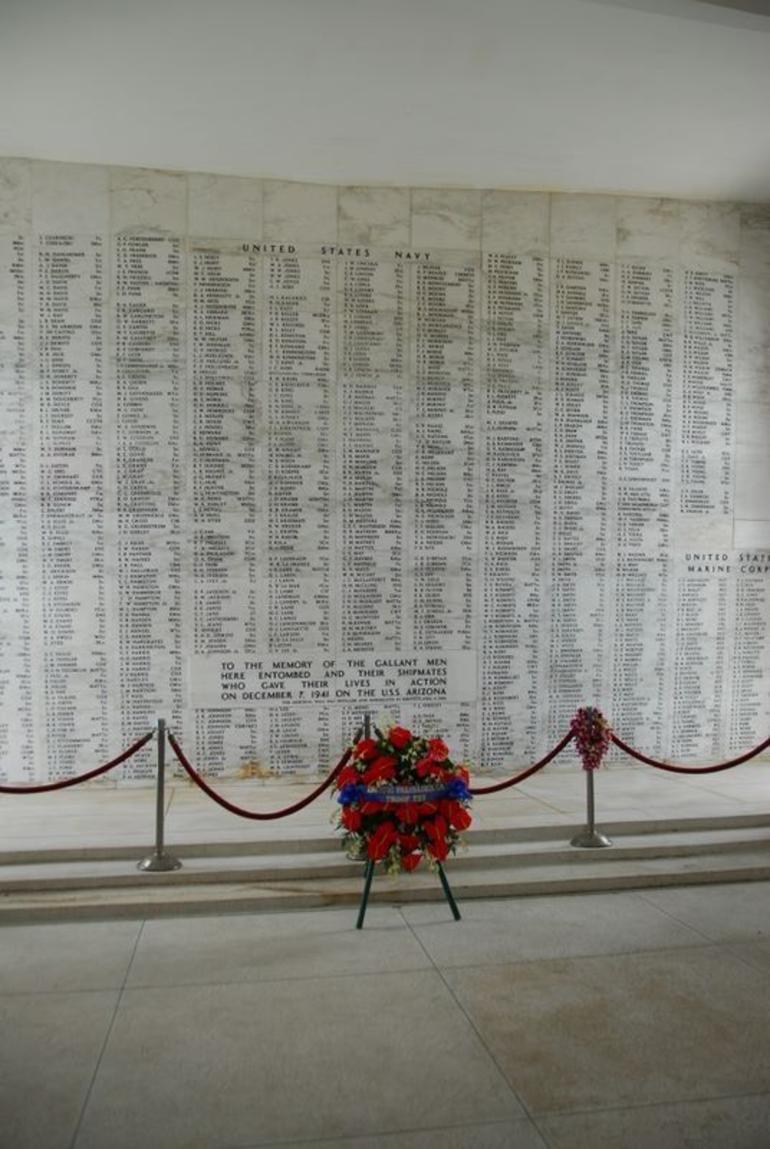Pearl Harbor & Arizona Memorial, Oahu - Oahu