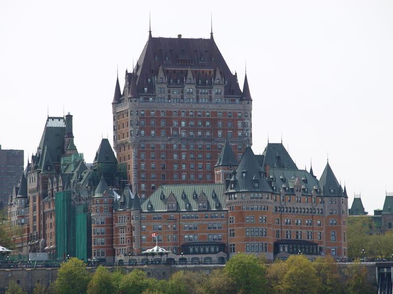 quebec - Montreal
