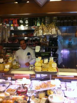 Rome Food Walking Tour of Testaccio, Dominique - June 2012