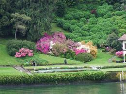We saw some stunning gardens as we sailed from Como to Bellagio., Stuart S - May 2010