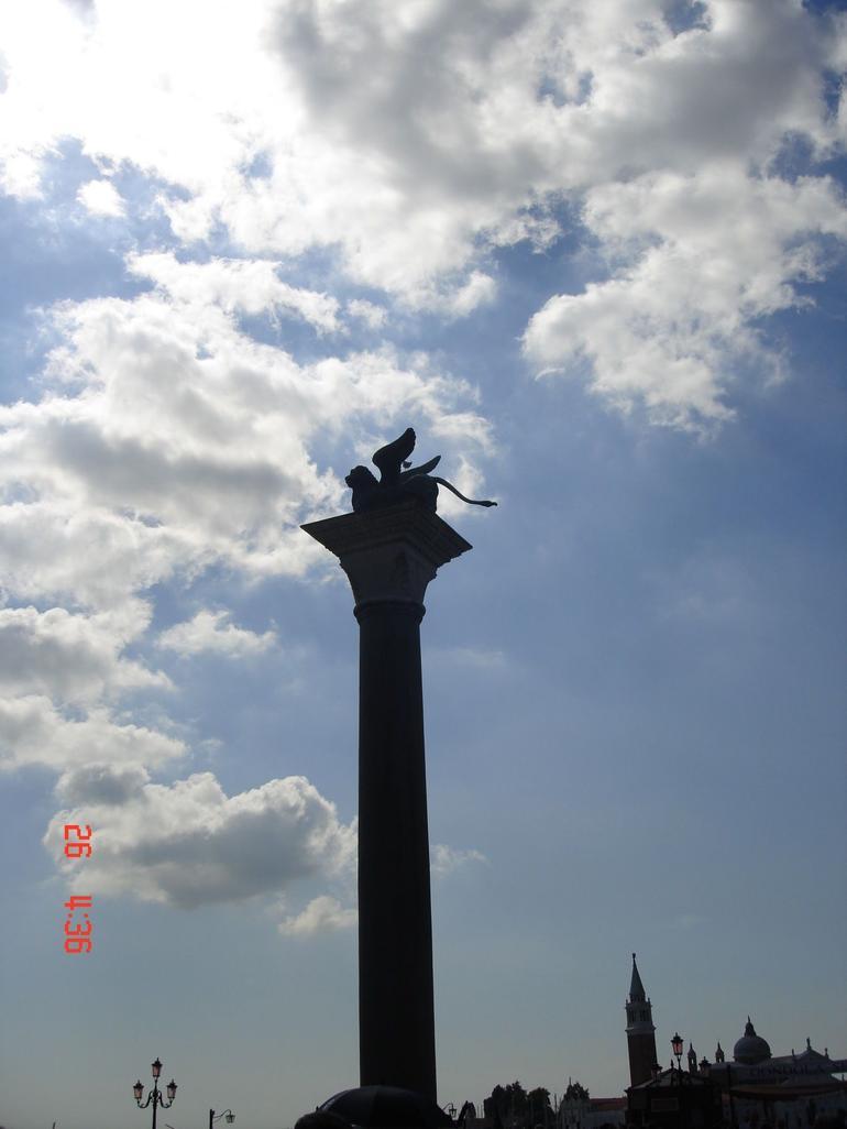 Symbol of Venice - Venice