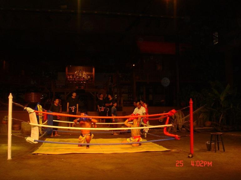 Thai boxing - Bangkok
