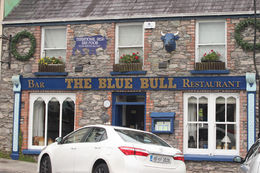 The Blue Bull is charming, but not unusual, with all the interesting pubs in Ireland. , Natalie S - August 2016