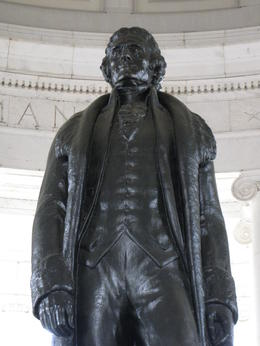 Then Jefferson Memorial. , Michelle K - September 2012