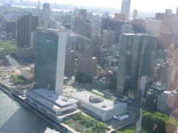 UN building. - June 2008