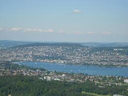 Lake of Zurich , Mrs Brenda Simp S - May 2014