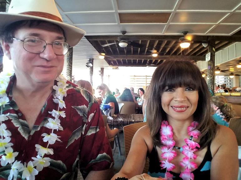 Polynesian Fire Luau and Dinner Show Ticket in Myrtle Beach