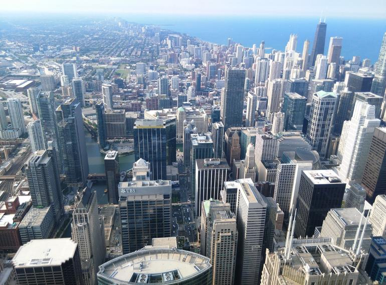 Skydeck Chicago Admission photo 16