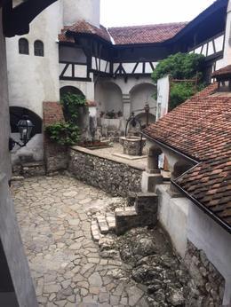 Draculas Castle , Joe - September 2017