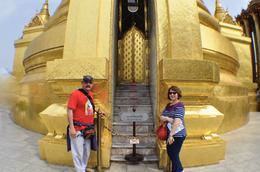 WAT ARUN TOUR ME and MY WIFE , larcy - February 2018