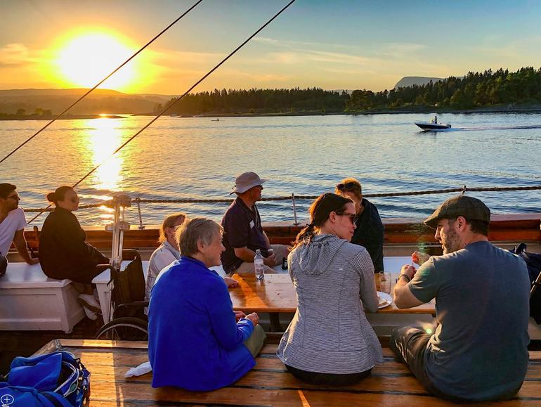 Oslo Fjord By Boat With Buffet & Norwegian Beer Tasting photo 23