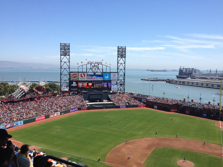 AT and T Park - San Francisco