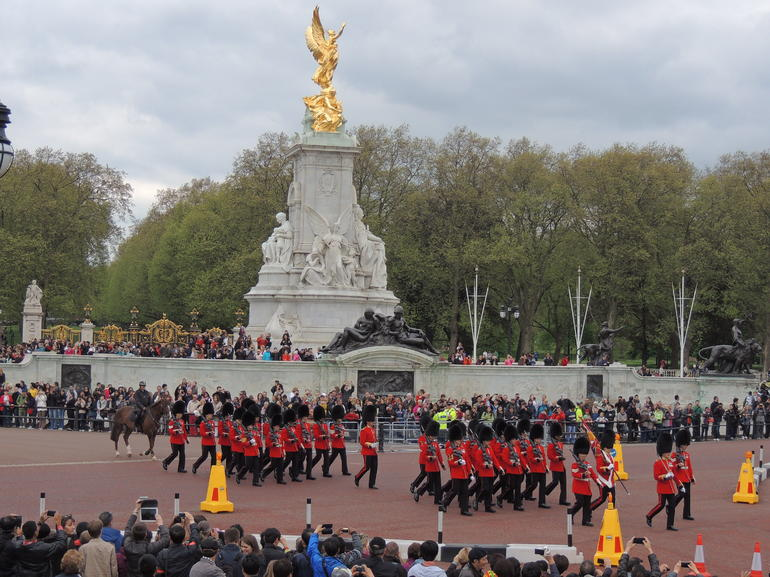 Changing of the Guard - London