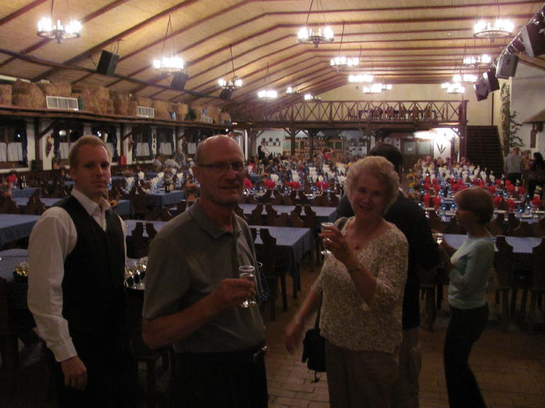 Budapest Folklore Show including Dinner photo 15