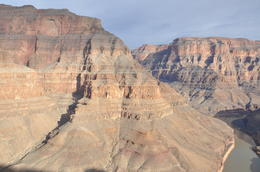Helicopter view on Grand Canyon , Chris Hord - March 2014