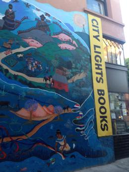 Beautiful mural, Michelle W - May 2014