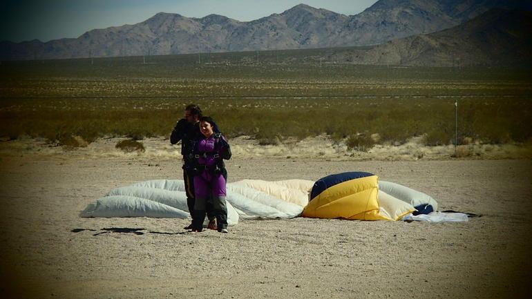 Las Vegas Skydiving - Las Vegas