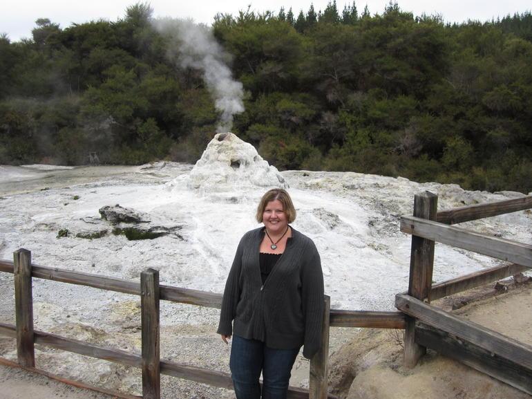 Laurie Rotorua Thermal Wonderland 6 - Rotorua