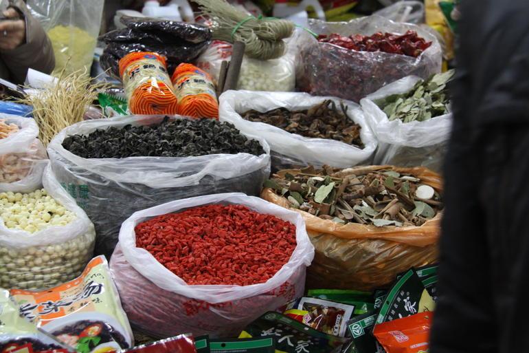 Market tour - Beijing