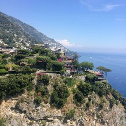 Positano Coast , Deanna C - July 2016