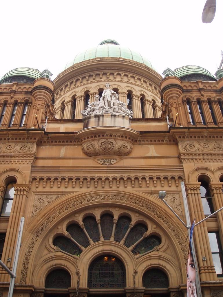 Queen Victoria Building - Sydney