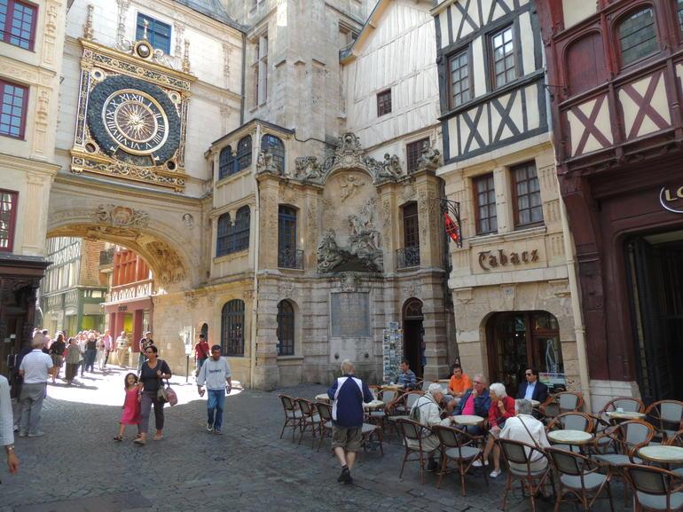 Rouen - Paris