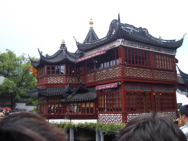 Shanghai: Yuyuan Garden - Shanghai
