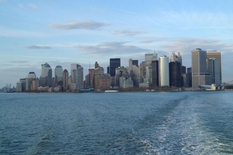 Start speading the news - New York City