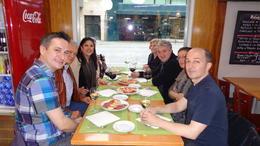Eerste kennismaking met de deelnemers. , Werner B - November 2013