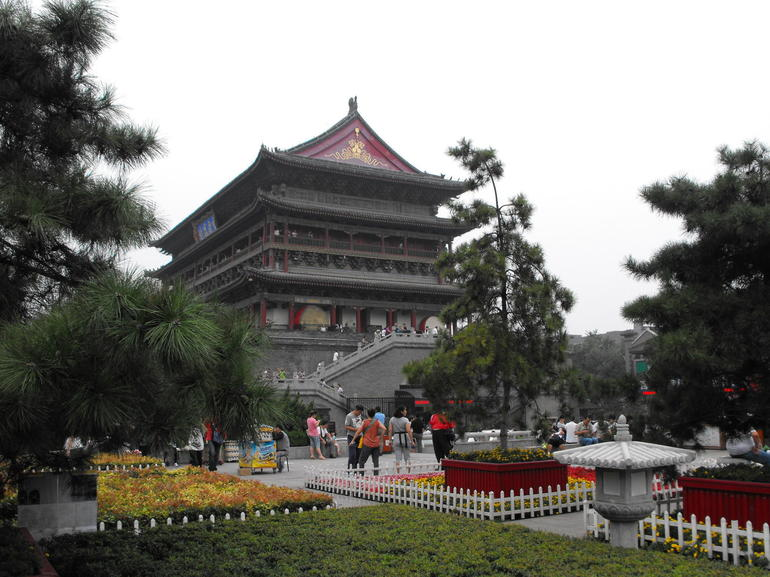 Xi an full day sightseeing tour shaanxi history museum