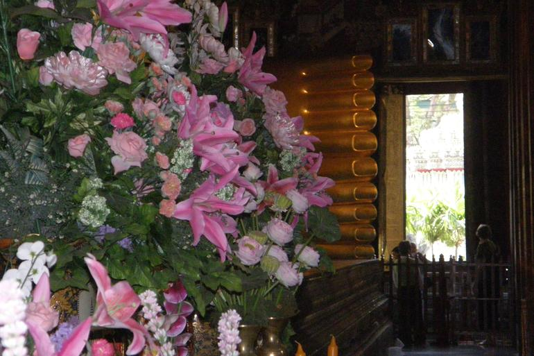 The Reclining Buddha - Bangkok