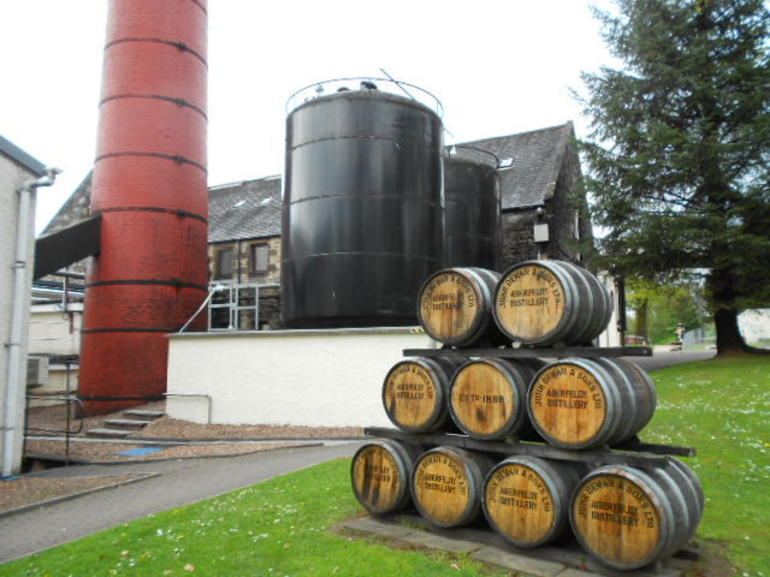 Whiskey tour - Edinburgh