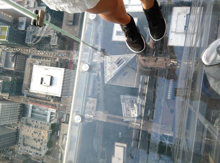 Skydeck Chicago Admission photo 15
