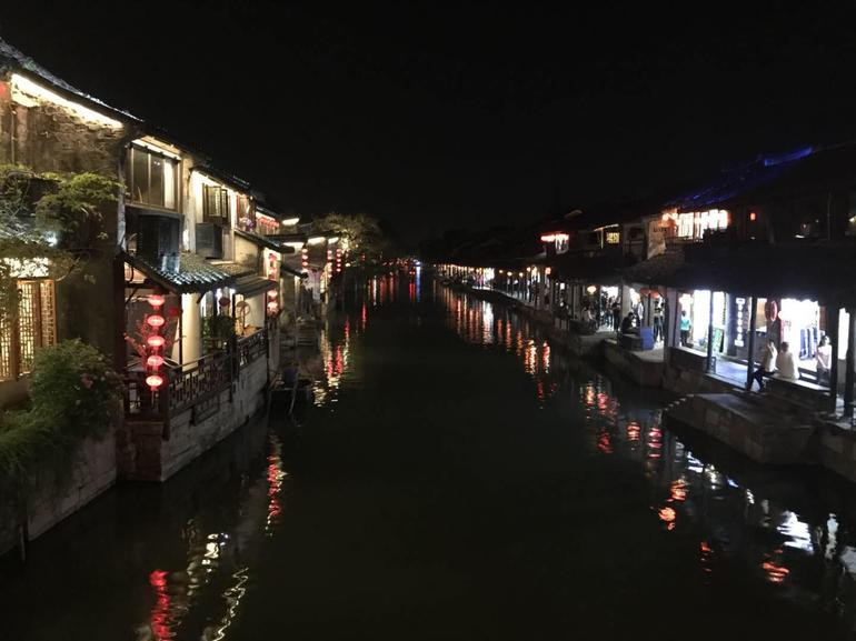 Xitang Water Village Sunset Tour with Riverside Dining Experience from Shanghai photo 36