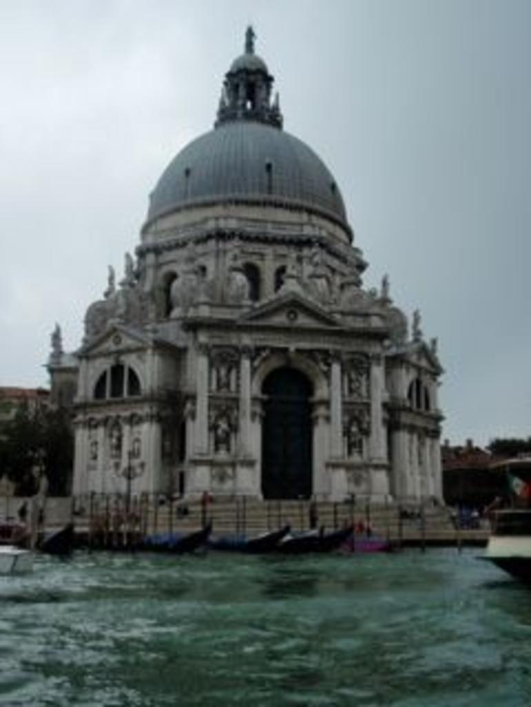 Basilica di Santa Maria della Salute - Venice