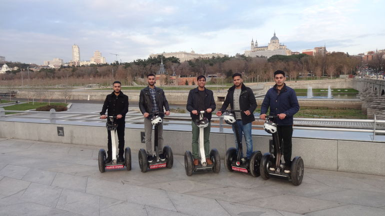 Madrid Segway Tour photo 15