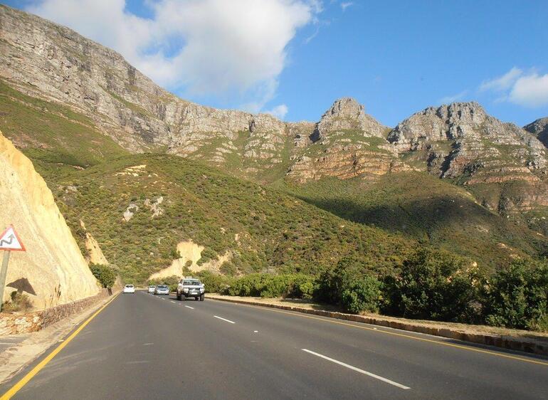 Chapman's Peak Drive - Cape Town