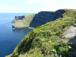 Cliffs of Moher , troskeyp - July 2015
