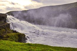 A beautiful waterfall seen on the tour , RM - September 2015