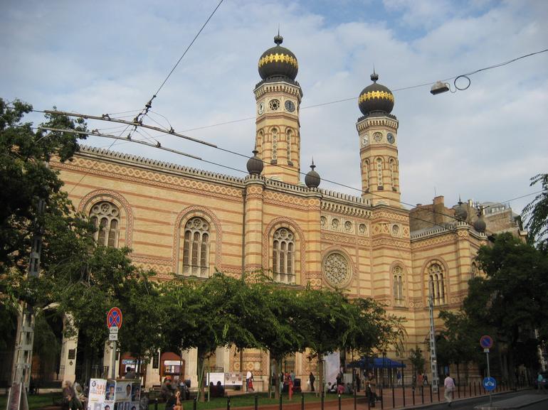 Great Synagogue Dohany Utca - Budapest