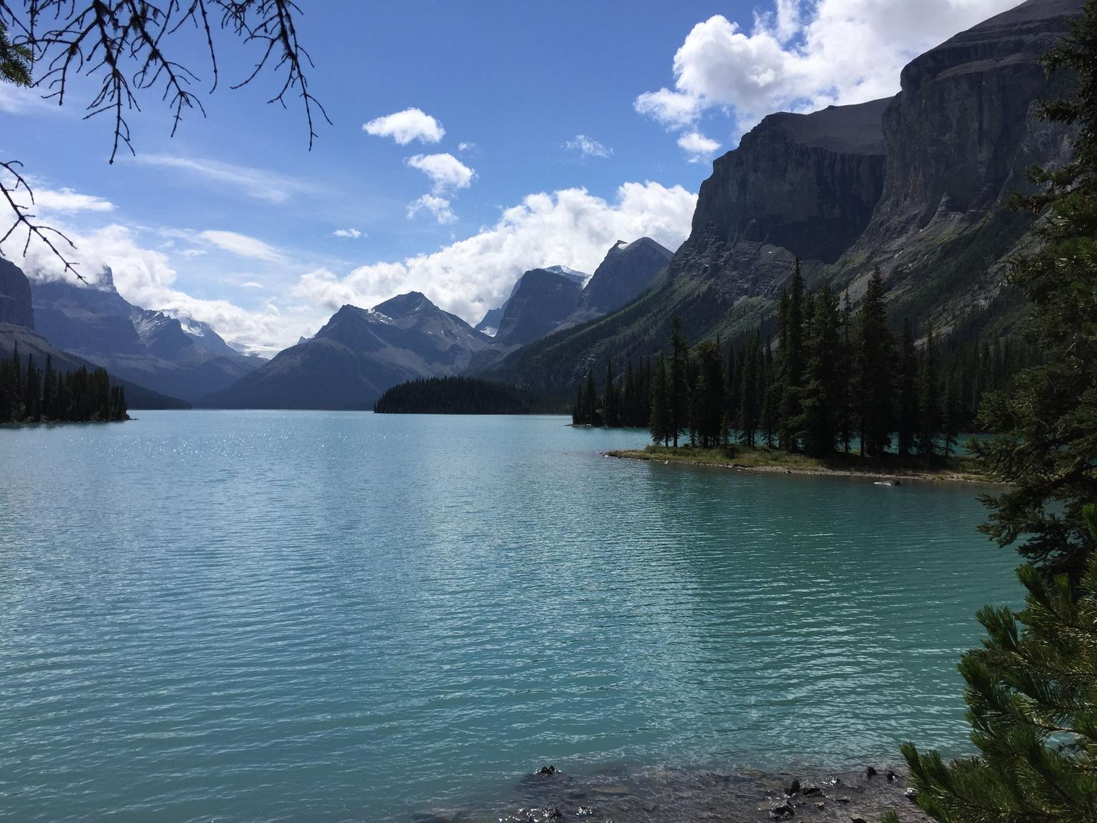 MAIS FOTOS, Jasper City Sightseeing Tour and Maligne Lake Cruise