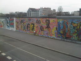 berlin wall , Sebastien R - February 2011