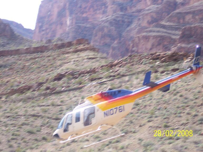Incoming Chopper - Las Vegas