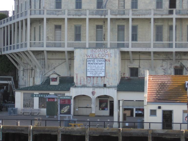 Indian Land (aka Alcatraz) - San Francisco