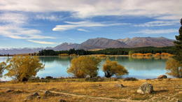 Lake Tekapo , Evgeny P - May 2011